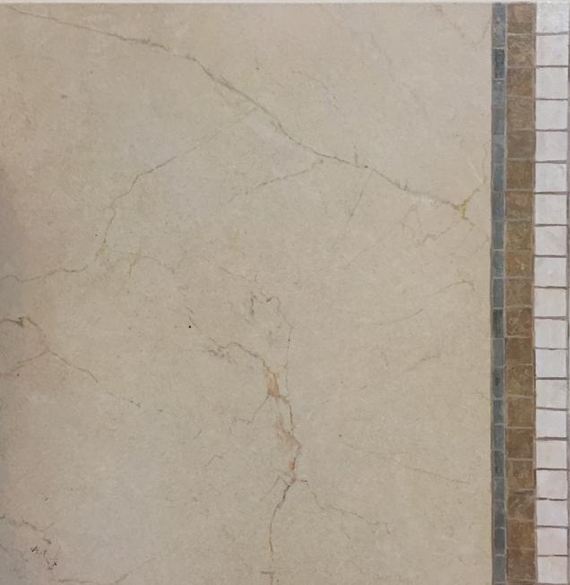 Richard Smith Studios - Faux limestone tile